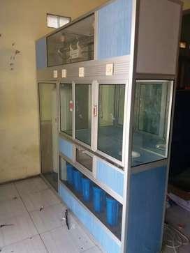 pasang depot air isi ulang / Ro