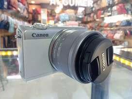 Kredit Camera cankn eos m100 promo free 1x angsuran