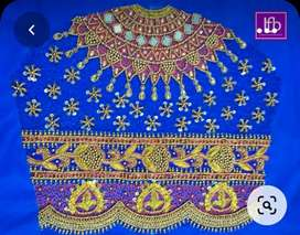 Aari work in lowest price and best quality (starting from 1500)