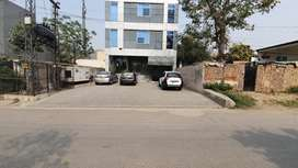 5500 Sq. Feet Commercial Office Hall For Rent In Johar Town Phase 2