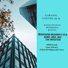 Tersedia tanah kavling di Banguntapan, Bantul, Yogyakarta