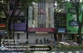 Disewakan Ruko Lokasi Jln Jend. Sudirman, Simpang Charitas Palembang