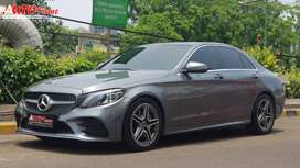 Mercedes Benz C300 AMG nik 2019 full spec !! low km ..