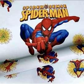 Wallpaper Spiderman 45cm x 10m