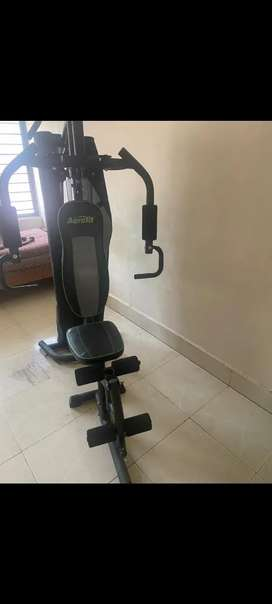 Aerofit multi gym in mint condition. Price negotiable