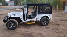 Landi Jeep | Modified Ooen Jeep