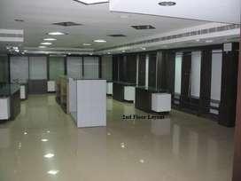 eastfort shopping complex .24k sqft /21c/6 floors.31 Cr