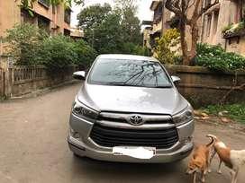 Toyota Innova Crysta 2019 Diesel 10000 Km Driven