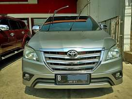 Toyota Innova G diesel AT 2014
