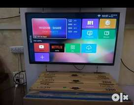 32 inch android led TV with 1 year warranty