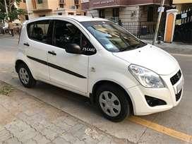 Maruti Suzuki Ritz Vxi Automatic BS-IV, 2015, Petrol