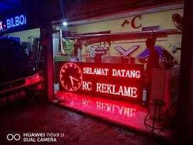 Running teks Indonesia murah002