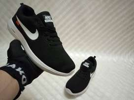 Imported Black Sneakers Shoes