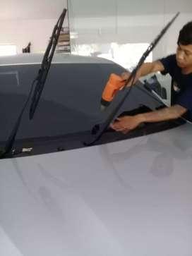 jasa pemasangan kaca film mobil dan gedung