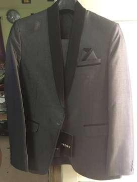 Ivory Blazers (Silver Color) Brand New
