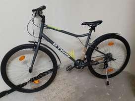 Brand new decathlon Btwin 16 gear cycle..