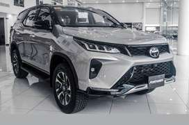 NEW FORTUNER 2021 AVAILABLE