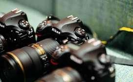 DSLR Camera For Rent Only 499₹
