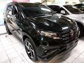 Toyota Rush TRD Sportivo matic Tahun 2018 km rendah plat L Surabaya