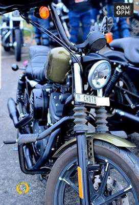2016 Harley Davidson Iron 883