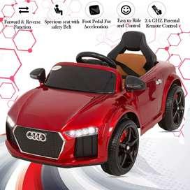 Kids car red