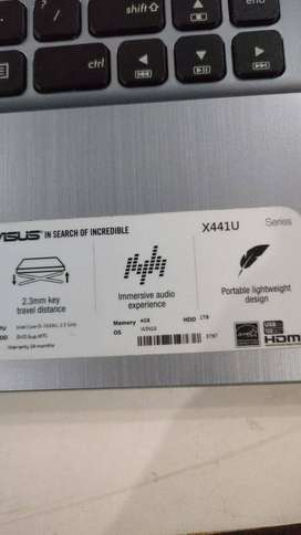 Jual Laptop Asus Vivo Book X441UA