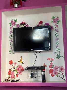LG Tv 24 inch