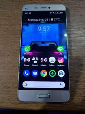 Jual Xiaomi Mi 5 Prime 3/64 Gb Gold 100% normal