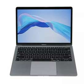 MacBook Air [2018] 128GB cicilan proses 3 menit