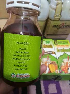 Madu As salamah madu pencernaan (dapurzhafira_foodgallery)