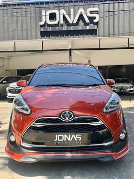 KM30Rb 2016 Toyota Sienta Q AT | freed mobilio rs innova nav1 2017