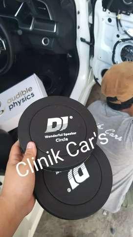 Peredam dj circle ring busa**