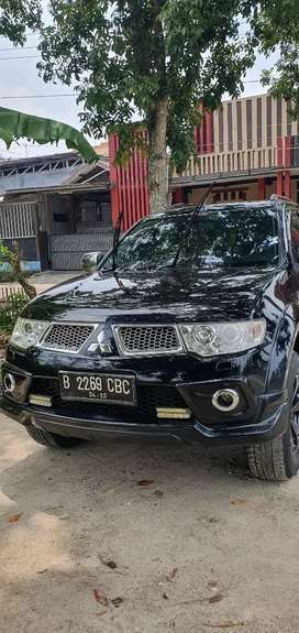 Mitsubishi pajero dakkar limited mobil tinggal isi solar aja gan