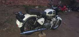 I want to sell my bullet black 350cc