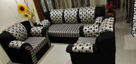 Brand new sofa set's 5 .exclusive collection direct from work shop