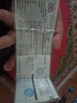 Avanza G 1.3 th 2005 mnus pajak 1th
