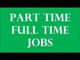 Full time and part time job opening