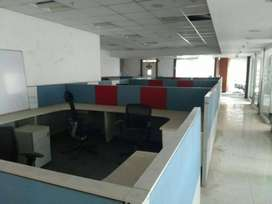 Fully furnished office on rent close to the vashi