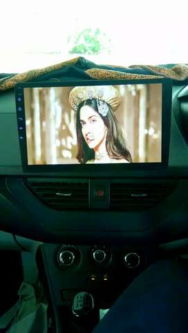 Music System with 10 inch HD Display