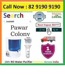 Powar Colony Dolphin RO Water Filter Water Purifier  Cash On Delivery.