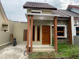 Disewakan: Rumah Cluster Baru Jadi