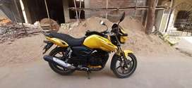 Apache rtr 160cc in good condition