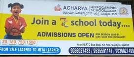 All Subject teachers required for  English Medium School