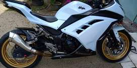 Di jual unit Kawasaki warior 250 cc ABs
