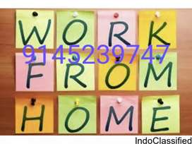 Genuine data entry job for students!!