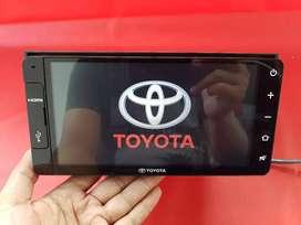 HU original Toyota Sienta 2017 Miracast