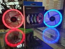Fan casing computer Alseye D-Ringer Lighting Fan Case 12cm