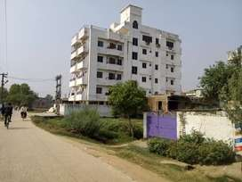 A 2bhk deluxe flat available at Alba Colony main road