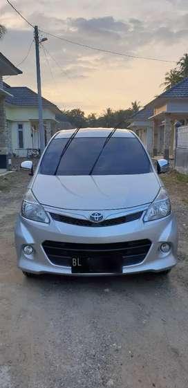 Toyota avanza veloz 1.5 automatic 2015 plat BL