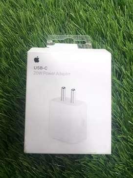 iPhone 20w power adapter USB-c type